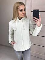 Куртка с плащевки на синтепоне
