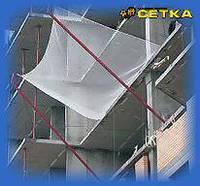Капроновая Защитно-Улавливающая Сетка (узловая) - 3,5 х 6 м (ячейка 60*60 мм)