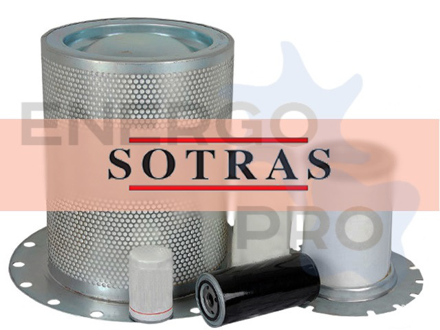 Сепаратор Sotras DA 1074