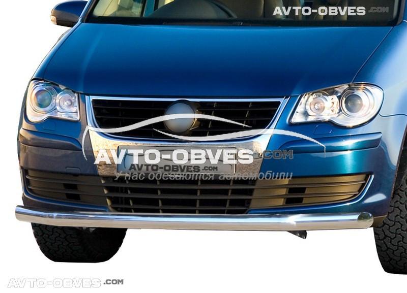 Защитная дуга одинарная для VW Touran 2003—2010