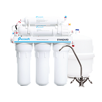 Фильтр для воды обратный осмос с минерализатором Ecosoft Standard MO5-50MECOSTD