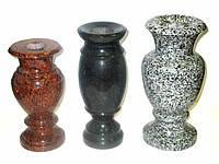Гранитные вазы и изделия