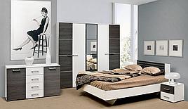 Спальня 5Д Круїз Світ Меблів