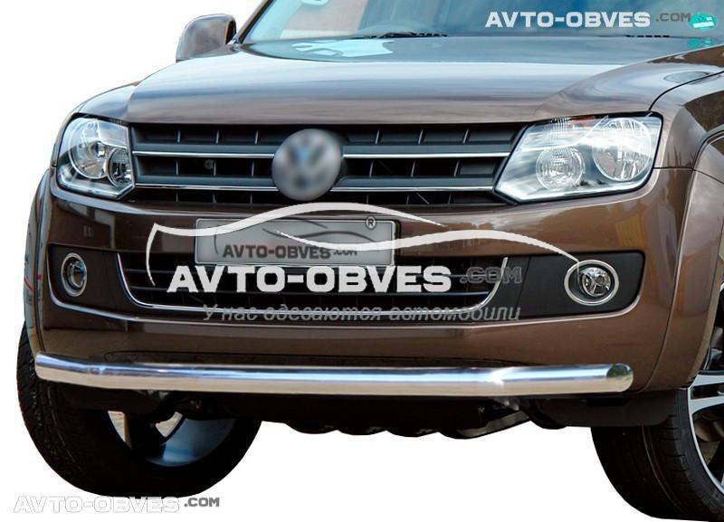 Защитная дуга одинарная Volkswagen Amarok 2010-2016