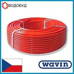 Труба для тёплого пола Wavin Ekoplastik EVOH PE-Xc 16x2 красная