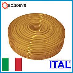 Труба для тёплого пола Ital-Therm PE-Rt 16x2 золотая