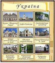 Стенд Достопримечательности Украины