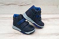 Демисезонные ботинки для мальчиков, рр. 21-26, фото 1
