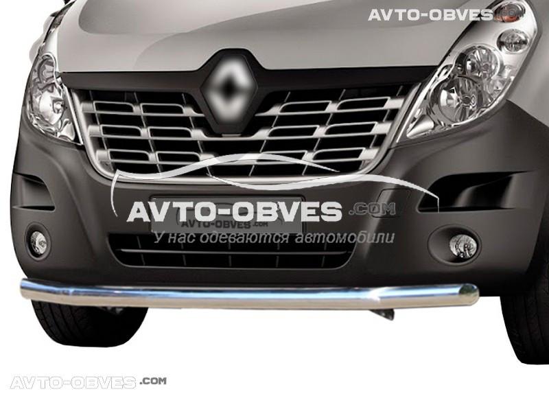 Захисна дуга одинарна для Renault Master 2010-...