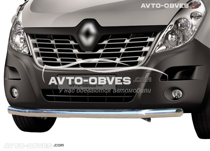 Защитная дуга одинарная для Renault Master 2010-...