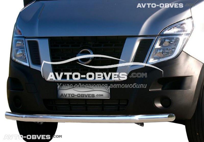 Захисна дуга одинарна Nissan NV400 2010-...