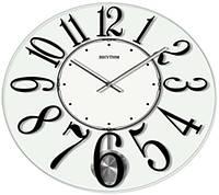 Часы настенные из стекла-japan-45см