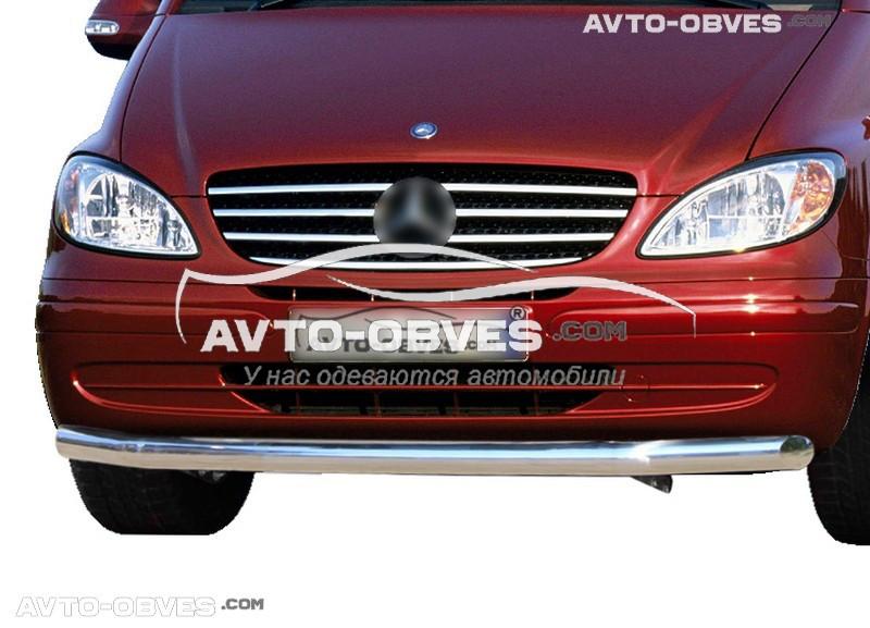 Защитная дуга одинарная для Mercedes Vito II \ Viano I