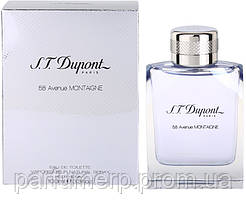 Dupont 58 Avenue Montaigne Men 100ml - Оригинал!!!