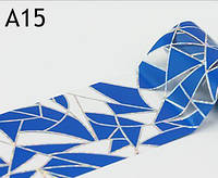 Фольга для дизайна ногтей c голографическим эффектом, фото 1