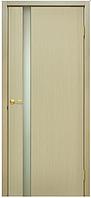 Двери Премьера 1 ПО дуб беленый