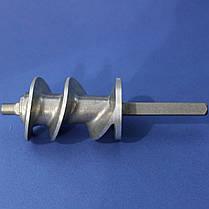 Шнек для мясорубки Эльво (длина 132 мм), фото 2