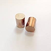Круг бронзографитовый диаметр 16 мм х 20 мм