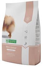 Корм nature's Protection (Натур Протекшн) Mini Junior для цуценят малих порід до 8 місяців, 2 кг