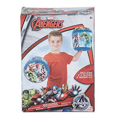 Боевые перчатки Marvel Avengers