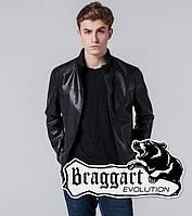 Braggart 1798 | Ветровка мужская весенняя черный