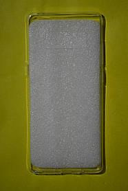 TPU Силикон тонкий (0,35 mm) Premium for Samsung N950 / Galaxy Note 8 Transparent (прозрачный)