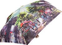 Женский необычный, облегченный компактный механический зонт ZEST (ЗЕСТ) Z25515-6
