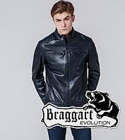Braggart 1638   Мужская фирменная ветровка т-синий, фото 1