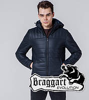 Braggart 7024   Ветровка фирменная т-синий, фото 1