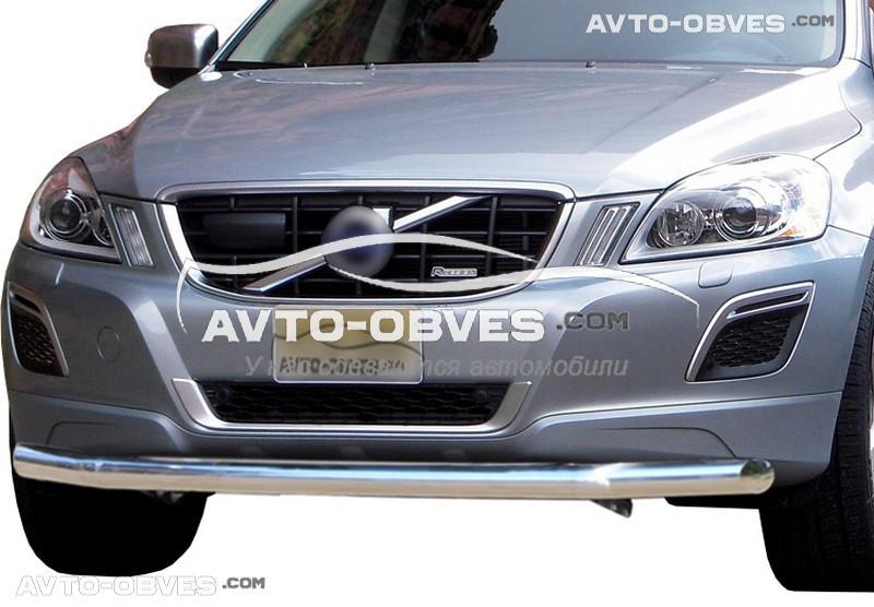 Защитная дуга одинарная для Volvo XC60