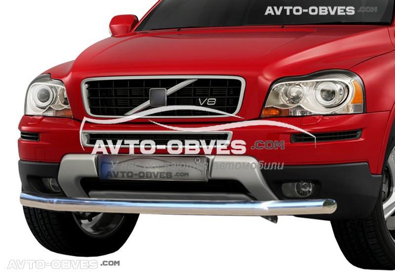 Захисна дуга одинарна для Volvo XC90