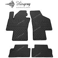 Резиновые автомобильные коврики для Volkswagen Sharan 2010-