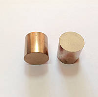 Круг бронзографитовый диаметром 22 мм х 20 мм