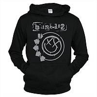 Blink 182 01 Толстовка с капюшоном
