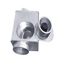 Канальный центробежный вентилятор для круглых каналов ВПК-К100