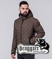 Braggart 1652 | Весенне-осенняя ветровка мужская коричневый