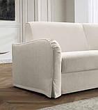 Італійський диван розкладний з шириною спального місця 160 см Janis фабрика Felis, фото 3