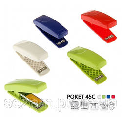 Степлер Poket-45С, кишеньковий