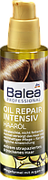 Восстанавливающее масло для волос Balea Professional Oil Repair Intensiv, 100 мл.