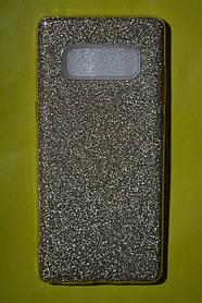 TPU + PC Силикон Shine Gloss Series for Samsung N950 / Galaxy Note 8 Gold (золотой)