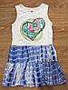 Платья для девочек оптом, Glo-story, 98-128 см,  № GYQ-4225