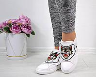 Женские криперы кроссовки, съёмная нашивка, фото 1