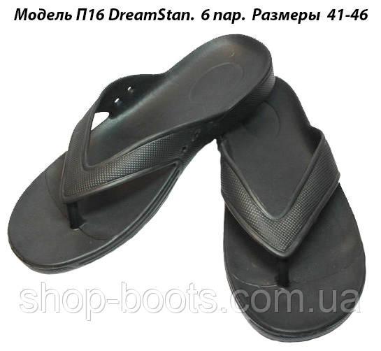 Мужские вьетнамки оптом DreamStan.  41-46рр.  Модель вьетнамки П13
