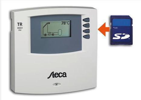 Контроллер TR 0603mc STECA для солнечных систем