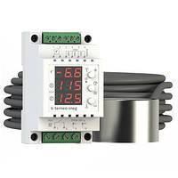 Терморегулятор для снеготаяния SNEG с датчиком осадков Terneo