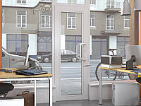 Віконно-дверна система з терморозривом DH-DW64