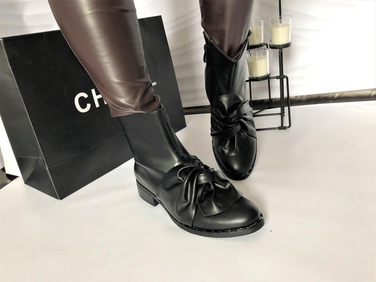 f0d87ace2 Женские демисезонные ботинки бант люкс копия,Турция.: продажа, цена ...