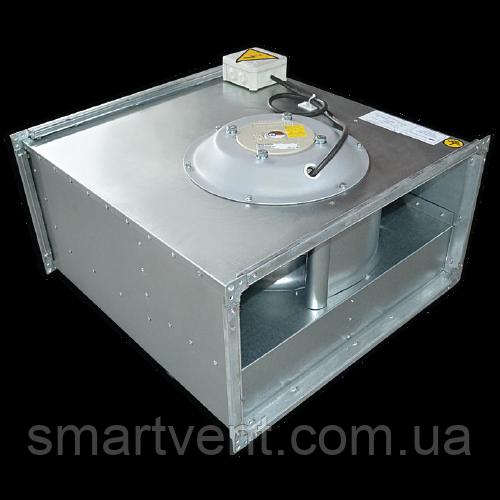 Вентилятор канальный прямоугольный Aerostar SVF 60-30/28-4E