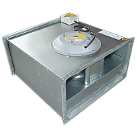 Вентилятор канальный прямоугольный Aerostar SVF 60-30/28-6D