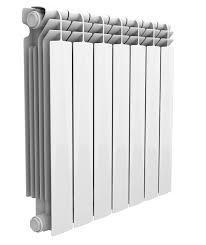 Биметаллический радиатор секционный Alustal 500/100 Fondital